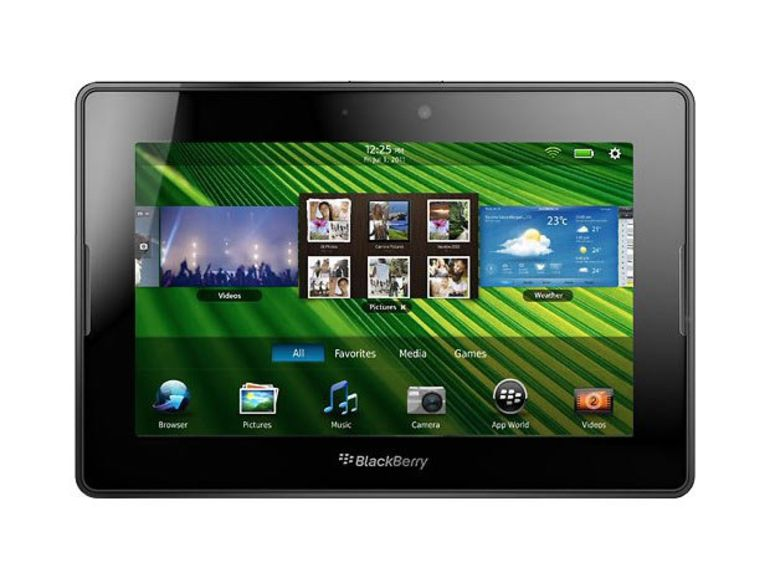 RIM abandonne la version 16 Go de la BlackBerry PlayBook