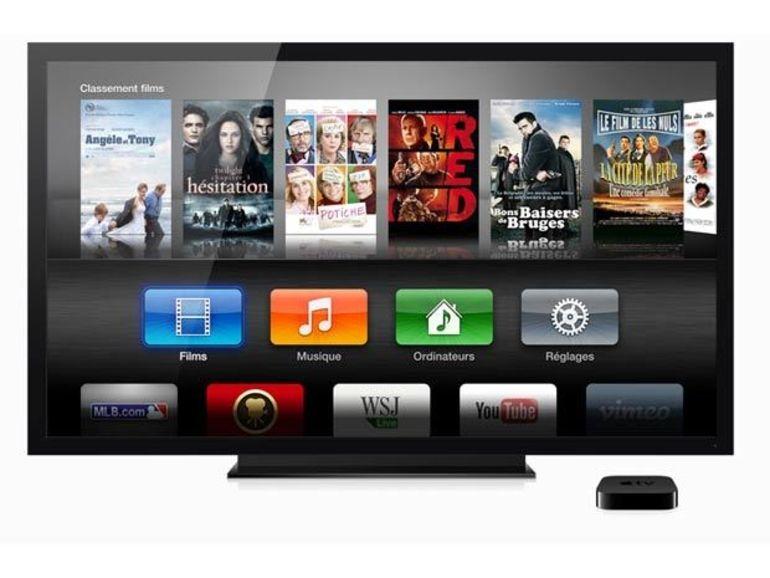 Bientôt des applications tierces pour l'Apple TV ?