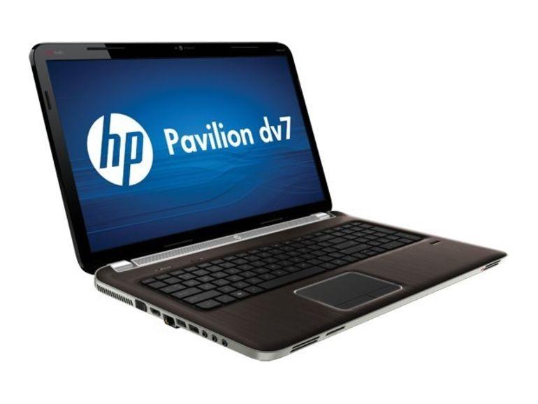 Démo du HP Pavilion dv7