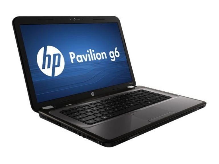 Démo du HP Pavilion g6