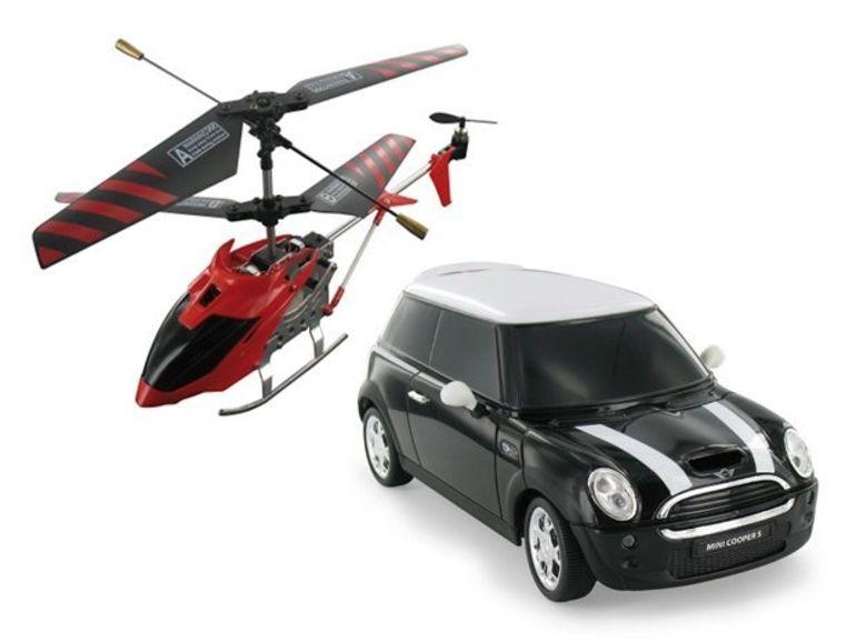 Démo de BeeWi Storm Bee et Mini Cooper S