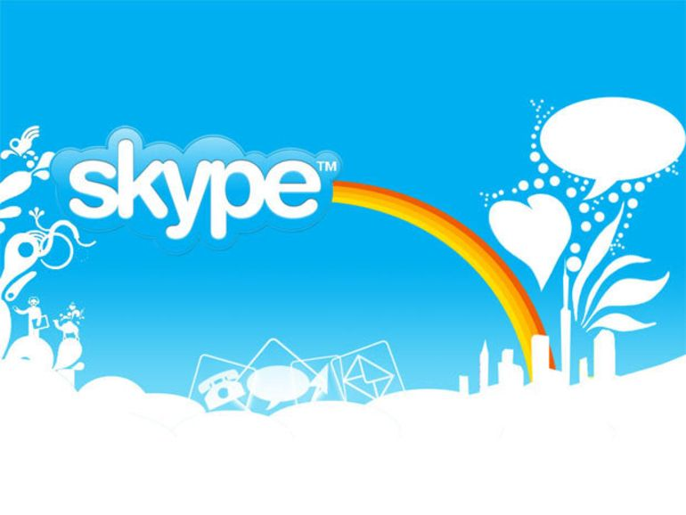 Le partage de photos disponible dans Skype 4.1 pour iOS