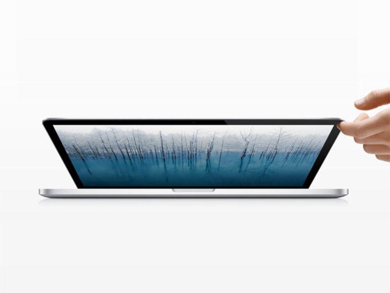 """Apple MacBook Pro Retina 13"""", des rumeurs pour l'automne"""