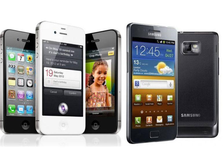 Révélation sur les chiffres des Samsung Galaxy S, Tab et Apple iPhone, iPad