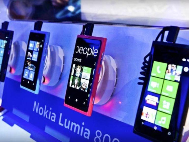 Windows Phone 3e OS mobile derrière iOS et Android