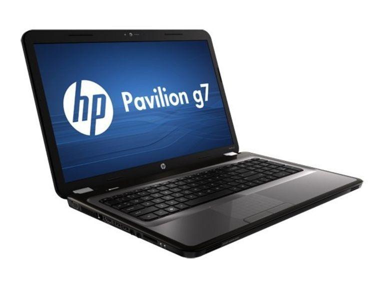 Démo du HP Pavilion g7