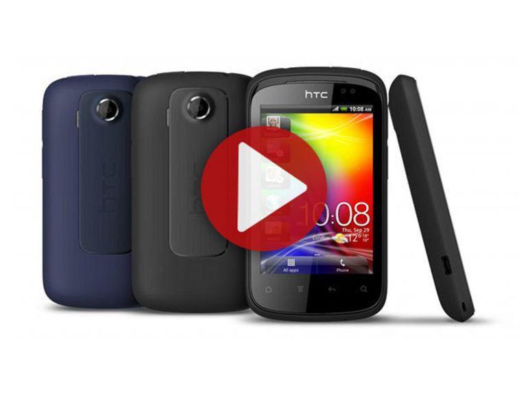 Démo du HTC Explorer