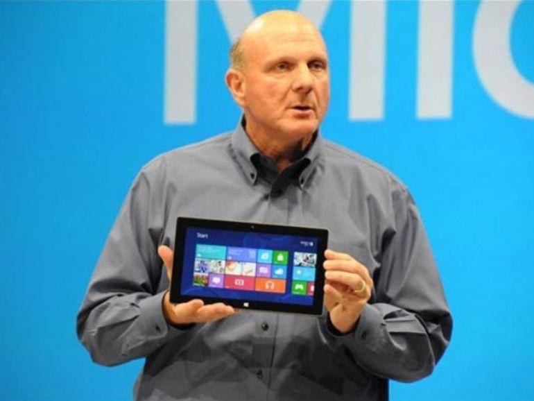 Pour Acer, la Microsoft Surface ne marchera pas