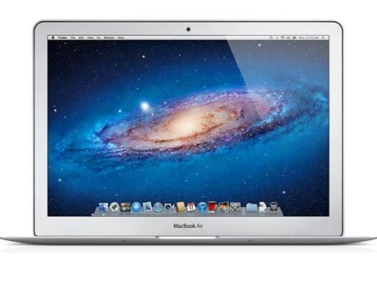 Apple MacBook Air (2012)