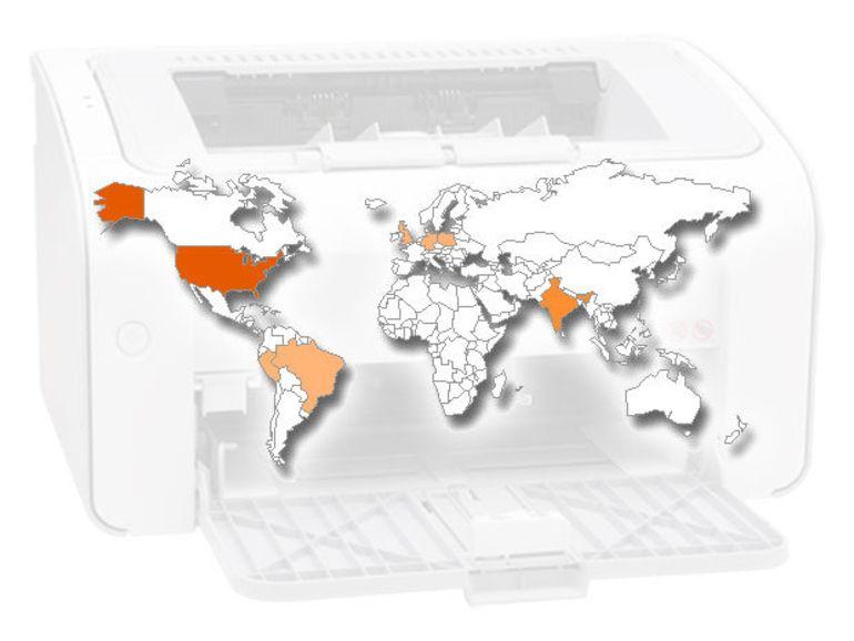 Le retour du malware qui fait bosser votre imprimante (et les fabricants de papier)