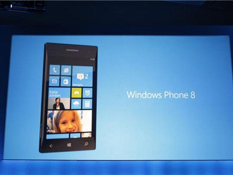 Windows Phone 8: pas de smartphones signés Microsoft