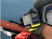 Sony développe sa caméra sportive