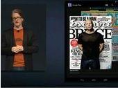 Google Play, Nexus 7 et les magazines...
