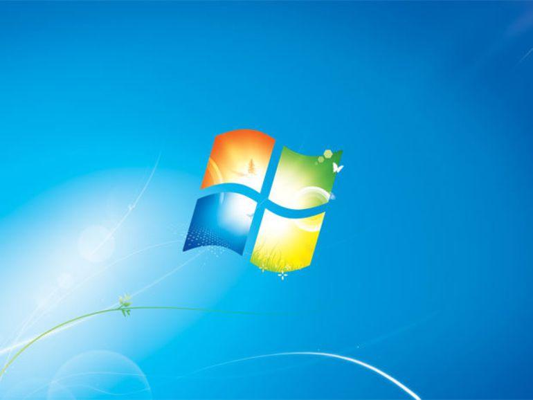 Un PC sur deux serait sous Windows 7