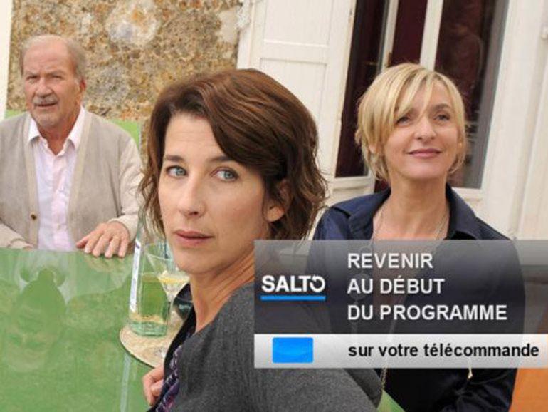 """France Télévisions lance Salto, sa fonction """"rembobinage"""" en TV connectée"""