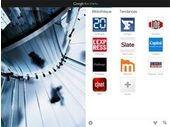 Flux d'Actu : le concurrent de Flipboard made in Google monte en puissance