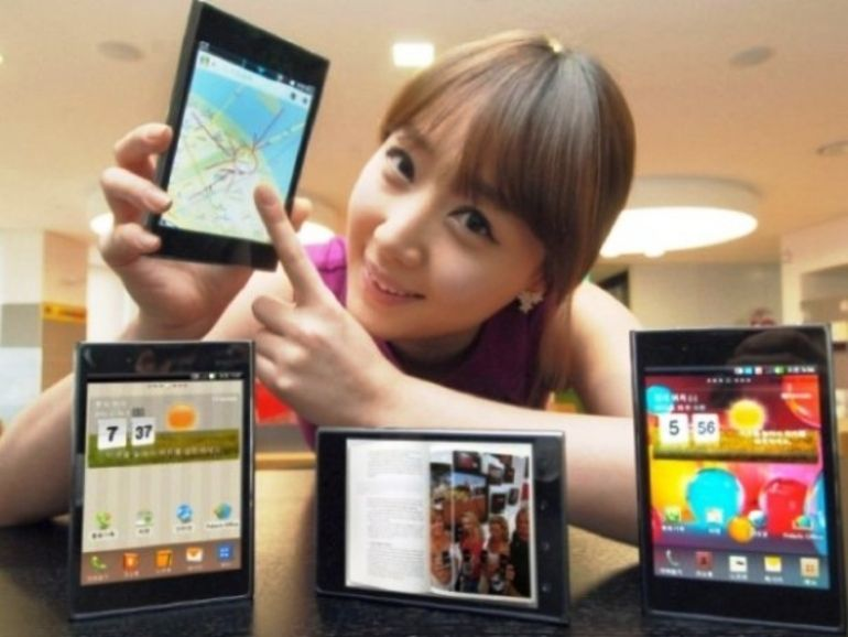 LG Optimus Vu, le concurrent du Galaxy Note dispo en septembre