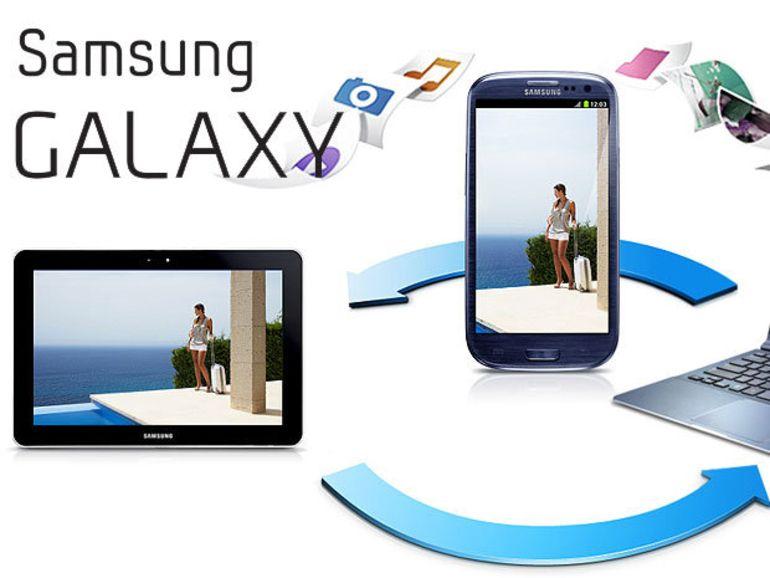 La gamme Galaxy à l'origine des bénéfices record de Samsung