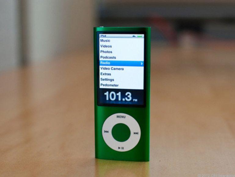 Un nouvel iPod nano à la rentrée ?