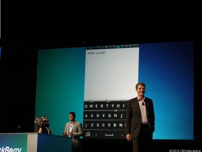 RIM confirme l'ajout du chat vidéo à BlackBerry Messenger