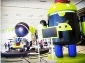 Android domine les ventes en Europe et aux Etats-Unis