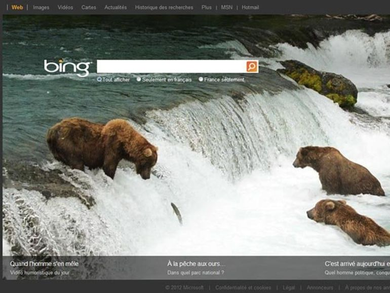 Bing présente la nouvelle version de son moteur de recherche