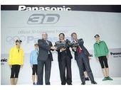 Les JO en 3D sur les TV Panasonic