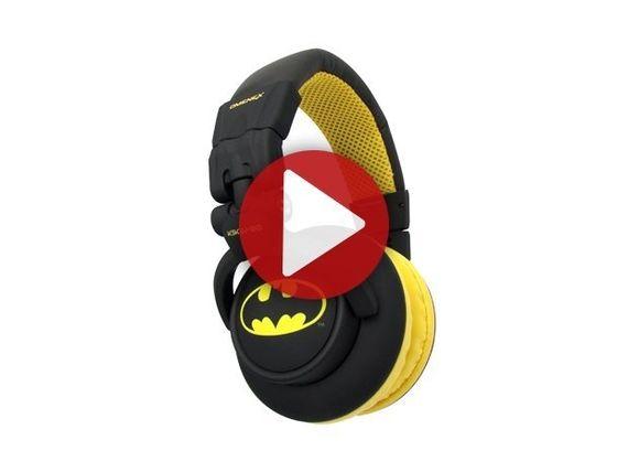 Démo de l'Omenex KSK DJ-150 Batman
