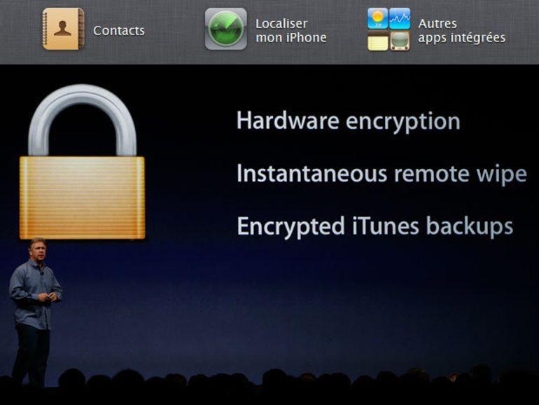 iPhone : des applis aspirent les contacts et localisent sans autorisation