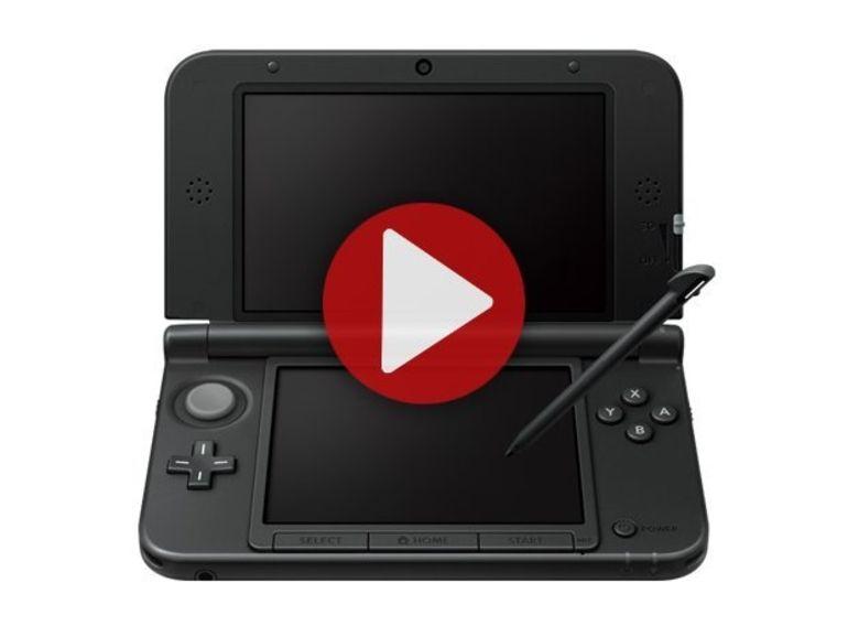Démo de la Nintendo 3DS XL