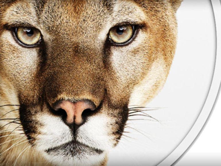Apple : Mountain Lion disponible dès aujourd'hui