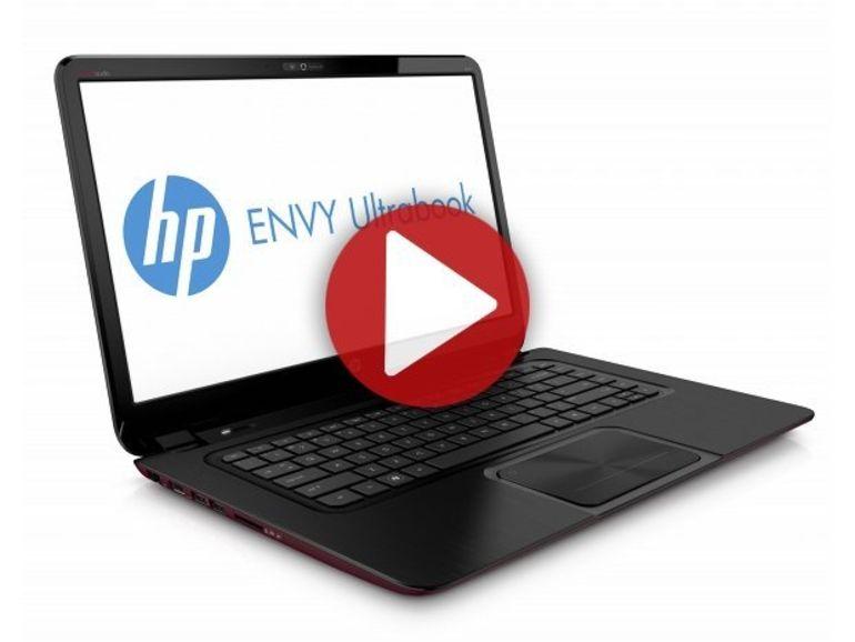 Démo du HP Envy 6