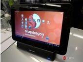 Qualcomm montre ses muscles avec une tablette quad-core