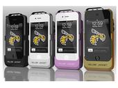 l'iPhone transformé en taser