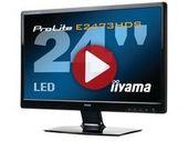 Démo du Iiyama ProLite E2473HDS