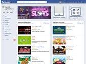 L'espace applications de Facebook ouvert pour la France
