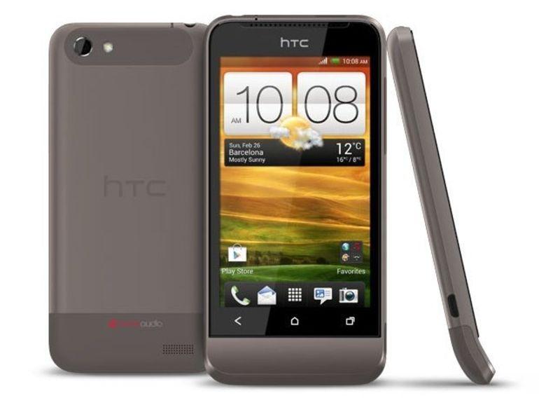 Démo du HTC One V