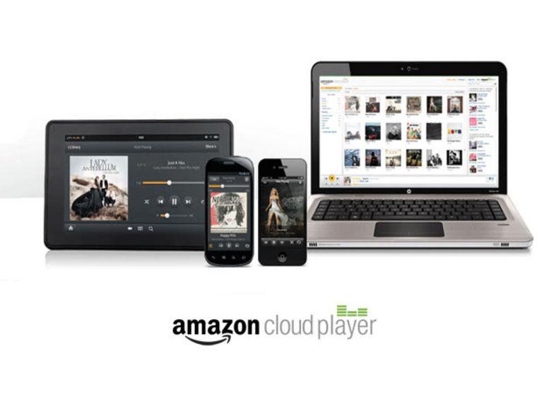 Amazon développe son service de musique Cloud