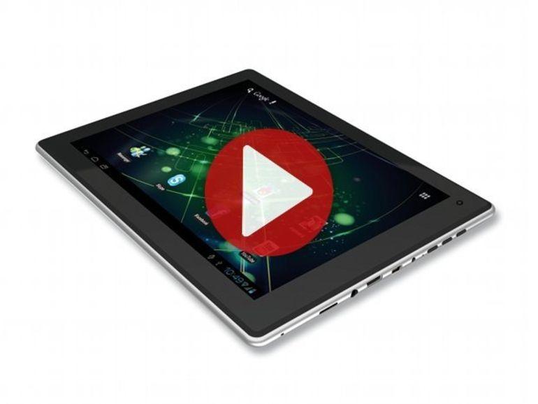 Démo de la tablette Storex eZee'Tab 971