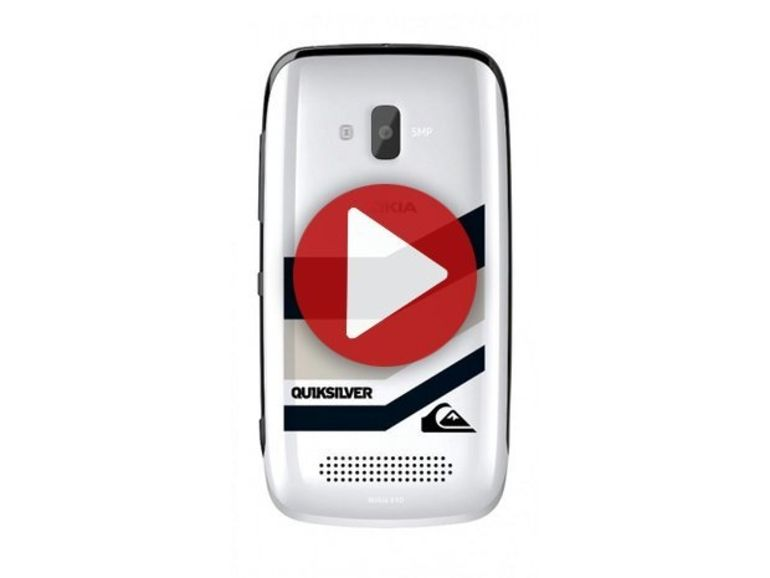 Démo du Nokia Lumia 610 NFC Quiksilver