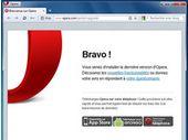 Opera 12.01 : correctifs de bugs et de sécurité