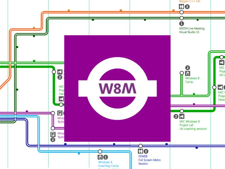 """Le terme """"Metro"""" de Windows 8 et Windows Phone abandonné"""