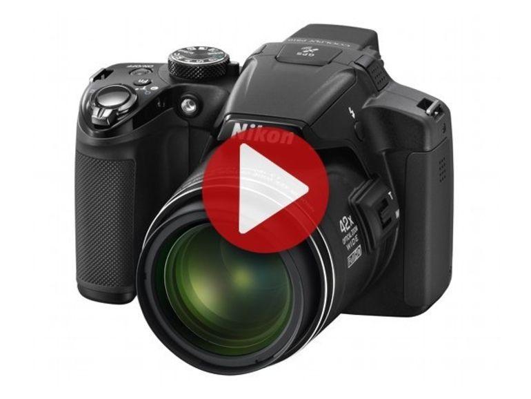 Démo du Nikon Coolpix P510