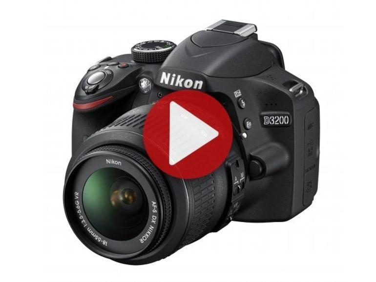 Démo du Nikon D3200