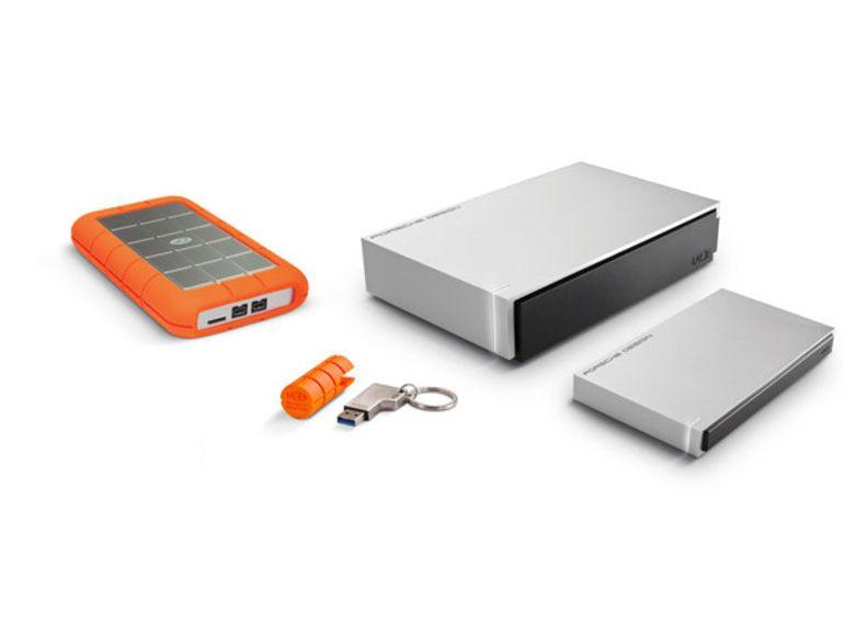 LaCie renouvelle sa gamme de produits USB 3.0