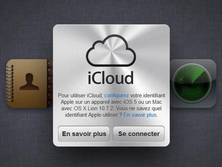 Un compte iCloud piraté en trompant le support Apple