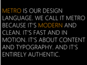 Windows 8 est le nouveau nom de Metro