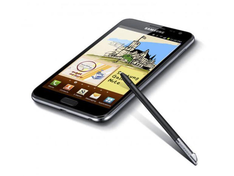 Samsung : 10 millions de Galaxy Note vendus
