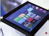 Des tablettes Windows 8 RT entre 300 et 500 dollars selon Lenovo