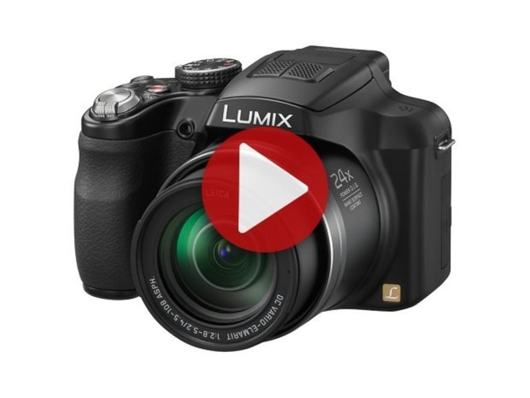 Démo du Panasonic Lumix FZ62